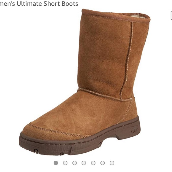 ec485dbb779 UGG Ultimate Short boots
